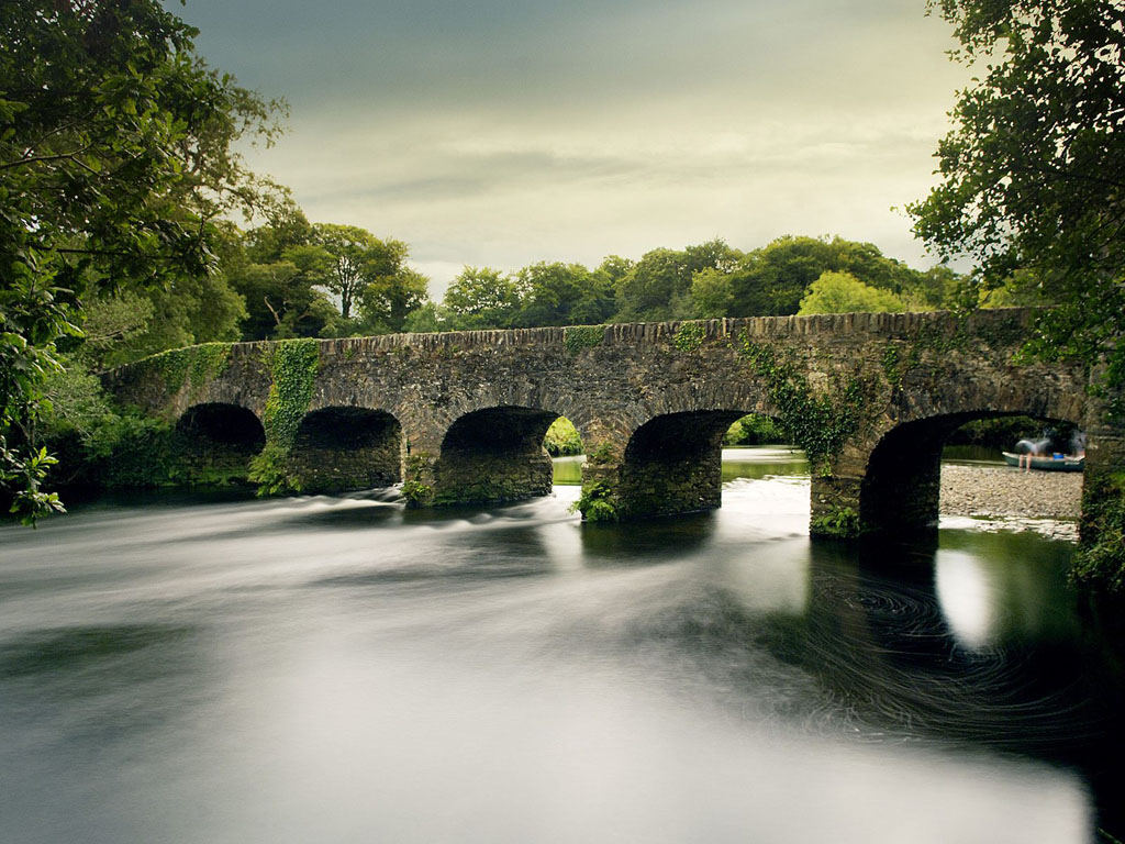キラーニー国立公園(アイルランド) 壁紙 - Killarney National Park, County Kerry, Ireland WALLPAPER